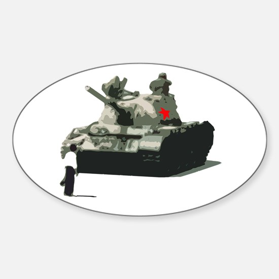 Hero of Tiananmen Square Decal