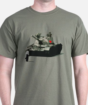 Hero of Tiananmen Square T-Shirt