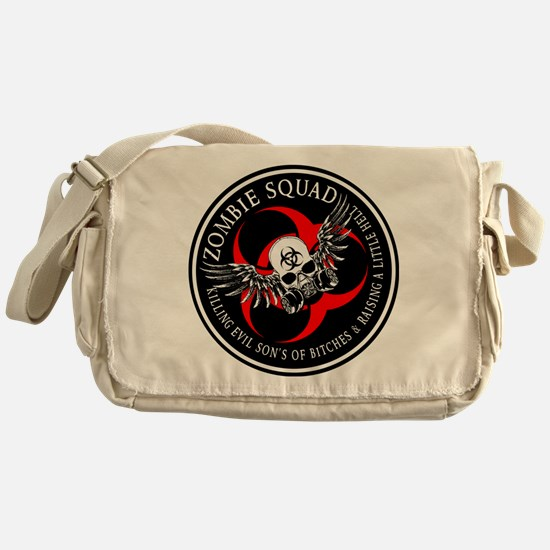 Zombie Squad 3 Ring Patch Revised.png Messenger Ba