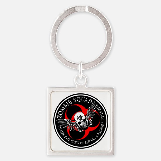 Zombie Squad 3 Ring Patch Revised.png Keychains