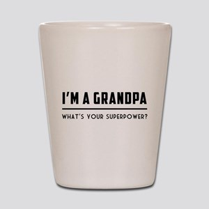 I'm a grandpa what's your superpower? T-shirts Sho