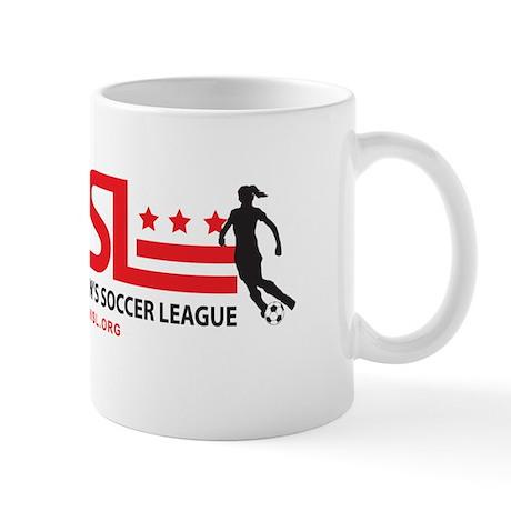 WAWSL logo Small Mug