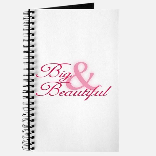 Big & Beautiful - Journal