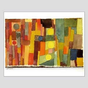 Paul Klee In The Style Of Kairouan Posters