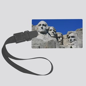 Mount Rushmore National Monument Large Luggage Tag