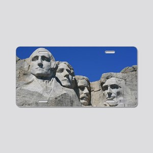 Mount Rushmore National Mon Aluminum License Plate