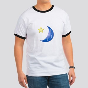 Once in a Blue Moon Ringer T