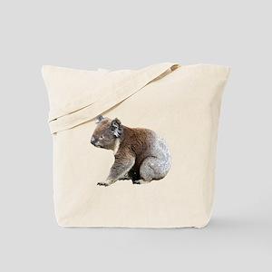 Aussie Koala Bear Cutout Photo Tote Bag