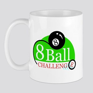 Billiards Pool 8-Ball Challenge Mug