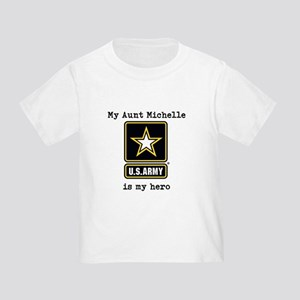 My Aunt Is My Hero US Army T-Shirt