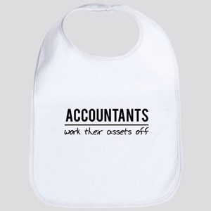 Accountants work assets off Bib