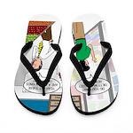 Men Shopping Flip Flops