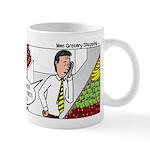 Men Shopping Mug