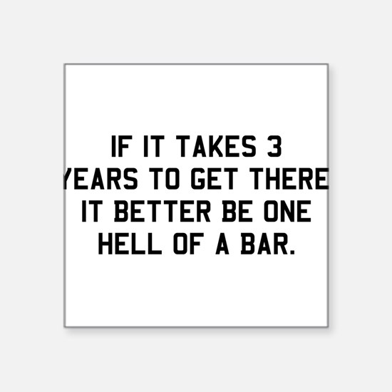Bar exam Sticker