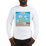 Fish School Break Long Sleeve T-Shirt