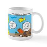 Fish School Break Mug