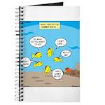 Fish School Break Journal