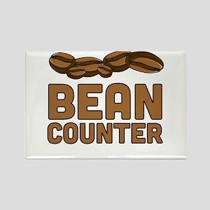 Bean counter Magnets
