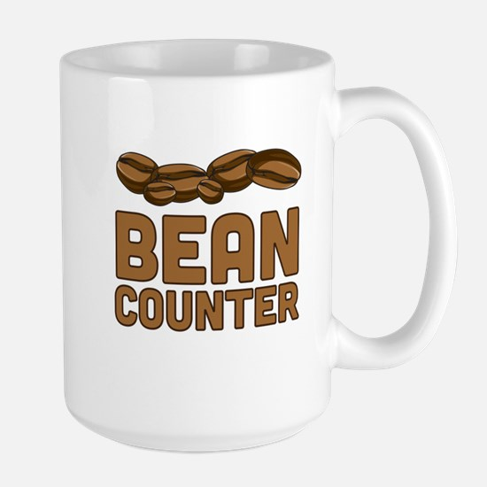 Bean counter Mugs