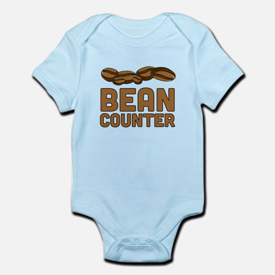 Bean counter Body Suit