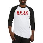 KFJZ Ft Worth '62 -  Baseball Jersey
