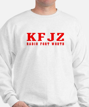 KFJZ Ft Worth '62 -  Sweatshirt