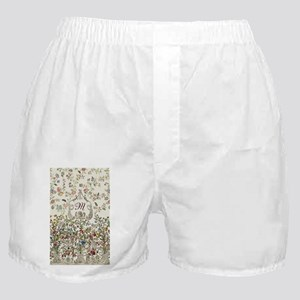 Customizable Rococo Monogram Boxer Shorts