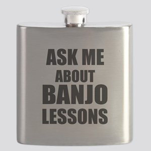 Ask me about Banjo lessons Flask