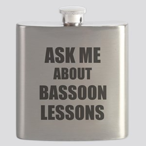 Ask me about Bassoon lessons Flask