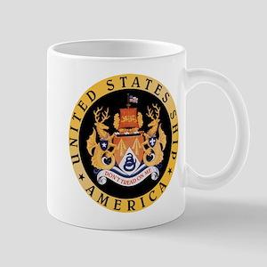USS America CV-66 Mugs