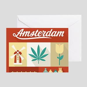 Dutch Pride Greeting Card