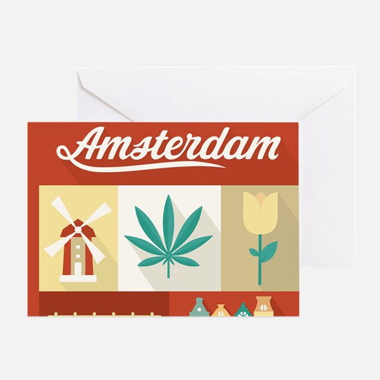 Dutch Pride Greeting Card