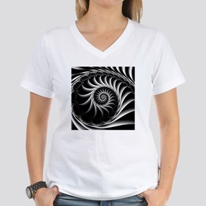 Turbine Women's V-Neck T-Shirt