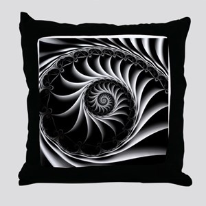 Turbine Throw Pillow