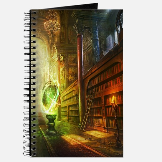 Mystical Library Journal
