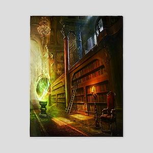 Mystical Library Twin Duvet