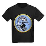 USS NARWHAL Kids Dark T-Shirt