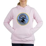 USS NARWHAL Women's Hooded Sweatshirt