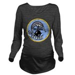USS NARWHAL Long Sleeve Maternity T-Shirt