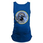 USS NARWHAL Maternity Tank Top