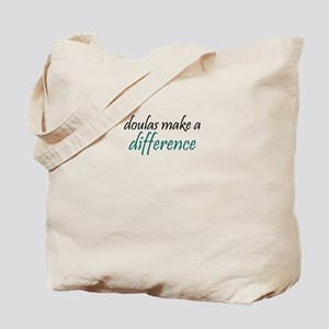 doulas make a difference Tote Bag