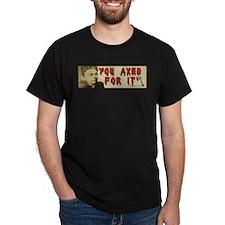 Lizzie Borden Dark T-Shirt