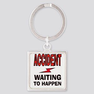 ACCIDENT Keychains