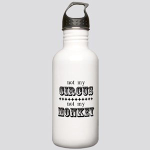 Not My Monkey Stainless Water Bottle 1.0L