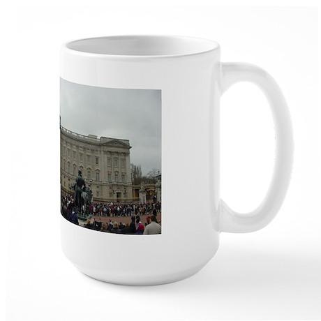 Changing of Guards London Large Mug