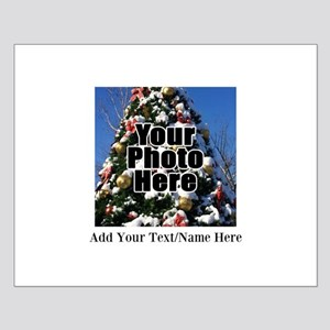 Custom Personalized Color Photo And Small Poster