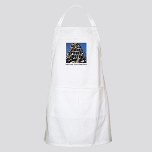 Custom Personalized Color Photo and Text Apron