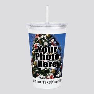 Custom Personalized Color Photo and Text Acrylic D