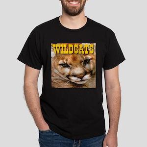 Wildcats Large Dark T-Shirt