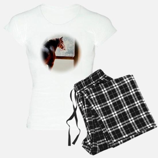 clydesdaleCLOCK.jpg Pajamas
